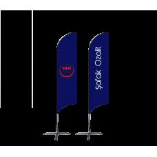 Kumaş Bayrak